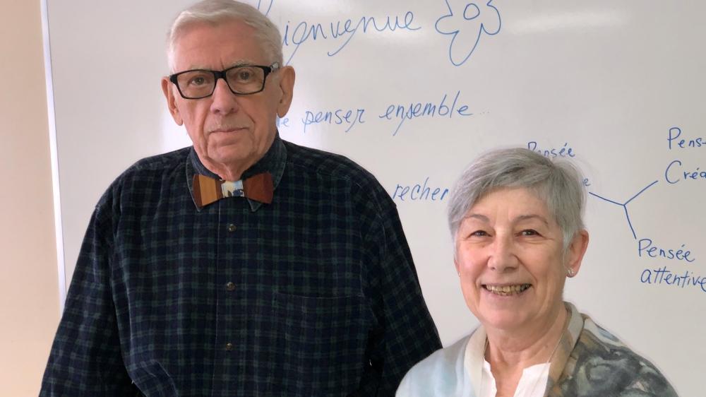 Gilles et Marie-Hélène